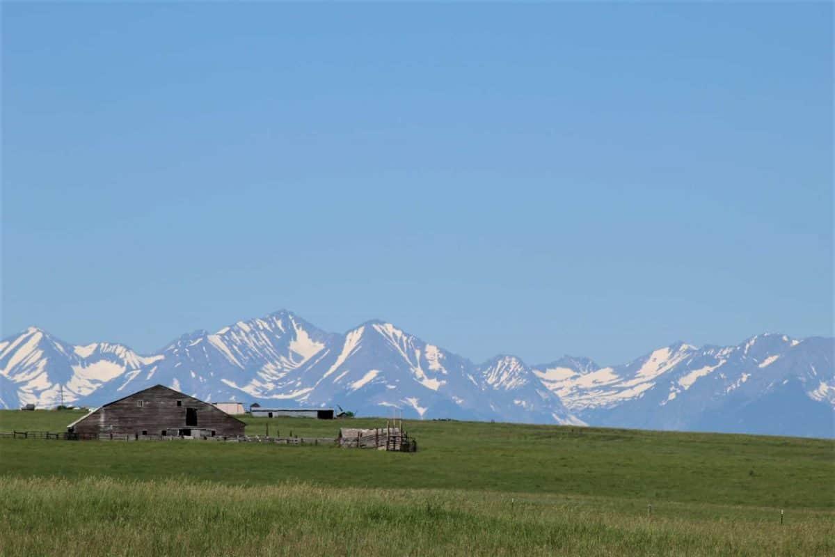 Bosettingen av Montana